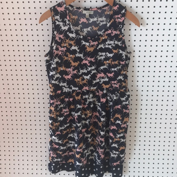 cbe1073a7fb6e Anthropologie Dresses | Porridge Petaluma Peep Hem Horse Dress ...